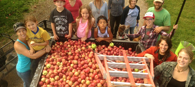 Fruit Gleaning Hub – DONATE NOW!