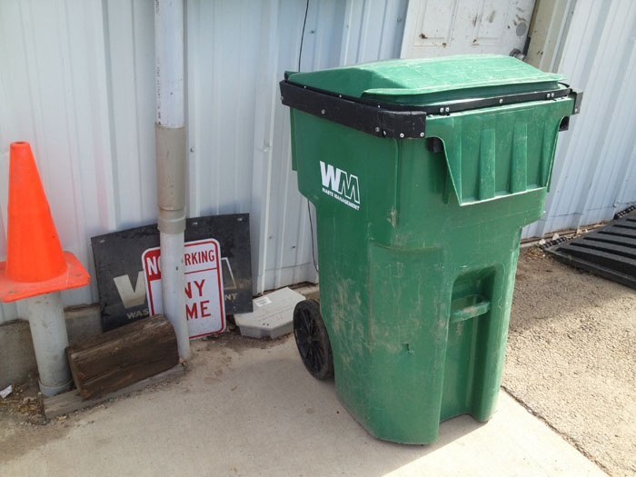 Our Basic Bear Proof Container And Animal Critter Can Garbage Cans