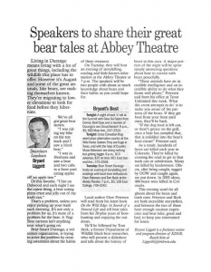 Article in The Durango Herald