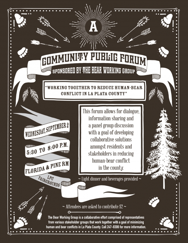 Community Forum on County Bear Issues