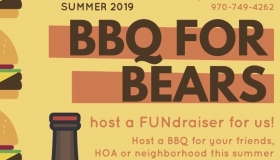 BBQ For Bears!